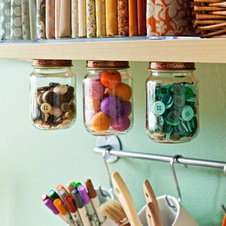 Craft Ideas Supplies on Arrange Everyday Items That Belong On Your Workplace In Order To